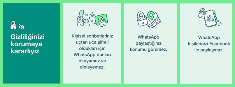 Rekabet Kurumu WhatsApp'ın Yeni Gizlilik Sözleşmesi Hakkında Kararını Verdi
